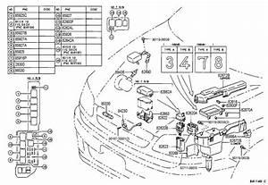 Diagram  1993 Toyota Corolla Service Repair Shop Set Oem