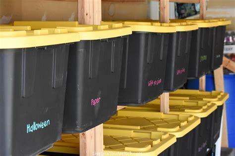 Garage Storage Bins Ideas : Iimajackrussell Garages