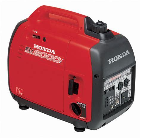 Honda Eu 2000 Generator Parts