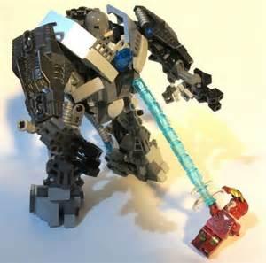 LEGO Iron Man Hulkbuster vs Hulk