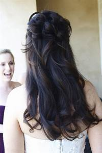 Gorgeous Wedding Hairstyles For Long Hair Percy Handmade