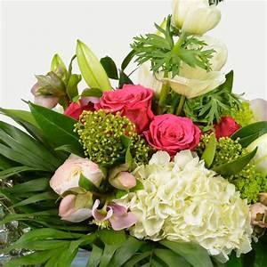 Beau Bouquet De Fleur : un beau bouquet de fleurs l 39 atelier des fleurs ~ Dallasstarsshop.com Idées de Décoration