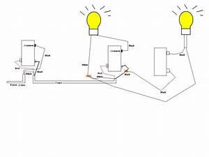 3 Ways Switch Wiring Diagrams