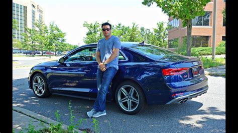 Audi 2018 S5 Quattro Coupe Review Street Tested Youtube