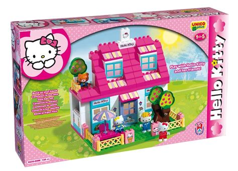Unico Plus, Hello Kitty, Haus