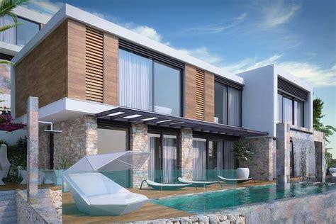 Moderne Häuser Am Meer by Rogoznica 2 Neue Designer Villen Am Meer Mit Pool