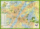 Wuhan Map - Wuhan Hubei • mappery