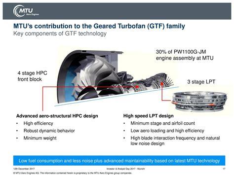 mtu aero engines mtuay investor presentation slideshow mtu aero engines ag otcmkts mtuay