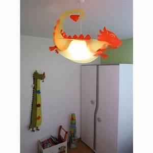 Lustre Pour Chambre : luminaire chambre enfant ~ Teatrodelosmanantiales.com Idées de Décoration