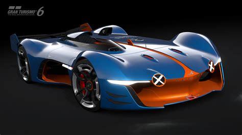 Introducing The Alpine Vision Gran Turismo Granturismocom