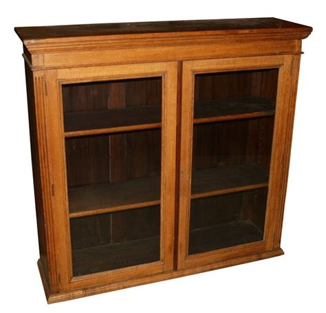 low bookcase with doors antiques bazaar bookcases