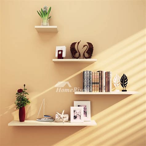 Wall Shelves And Ledges by Creative Wooden Wall Shelves And Ledges Modern Rectangular