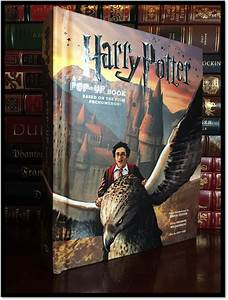 Harry Potter Pop Up New Illustrated Deluxe Collectible ...