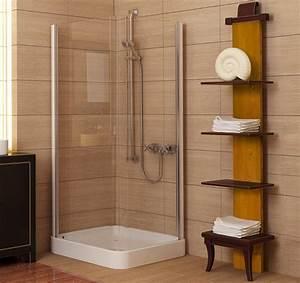 Home Decor Wooden Bathroom