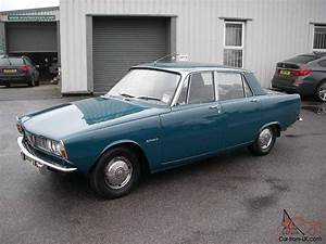 1970 Rover 2000 P6 Series One Saloon