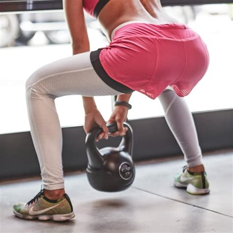 booty bigger kettlebell build popsugar fitness exercises loss weight wanna trainer wants secret know
