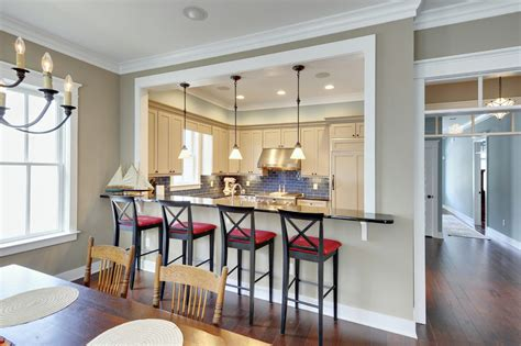 Kitchen Bar Table Ideas - kitchen counter bar kitchen traditional with counter stools wood floor dining table