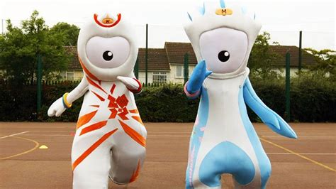 olympic mascots lillehammer london
