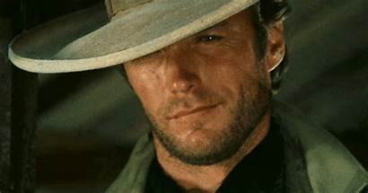 Clint Eastwood Gifs Ugly Western Hat Disgusted