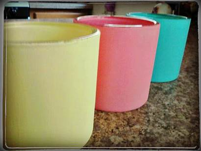 Candle Paint Acrylic Glass Holders Candles