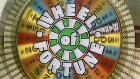 fortune wheel 1975 1983 solve