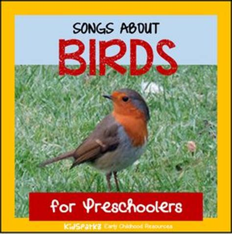 songs and rhymes about birds for preschool pre k and 543 | birds songs orig