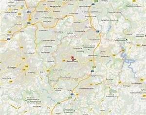 Wuppertal Google Maps : remscheid map ~ Yasmunasinghe.com Haus und Dekorationen