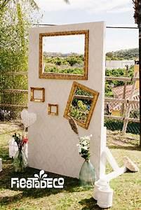 Decor Photobooth Mariage : espace photobooth id e animation mariage photo booth photocall fotos bodas www ~ Melissatoandfro.com Idées de Décoration