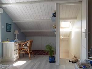 Amenagement Des Combles : am nagement de combles la maison des charpentiers ~ Melissatoandfro.com Idées de Décoration