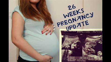 weeks pregnancy update youtube