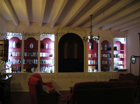 eclairage led bibliotheque r 233 alisation 233 clairage led