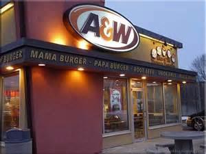 A&W Restaurant | A&W | A&W Restaurants | Pinterest