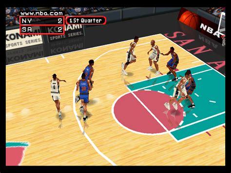 nba zone 2000 screenshots gamefabrique n64 gbc gameboy
