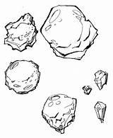 Drawing Meteor Coloring Asteroid Pages Template Printable Asteroids Sketch Meteorite Comet Space Dinosaur Getcoloringpages Getdrawings Solar Getcolorings Pa sketch template