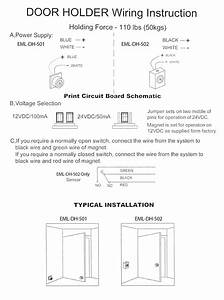 Electromagnetic    Magnetic Door Holder With Switch 100x70x40mm