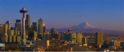 Seattle Rainier Desktop Mount Mt Background Palette