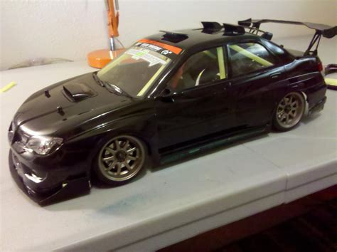 Yokomo Type C Drift Car
