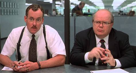 Office Space Bobs by But You Bob That Ll Only Make Someone Work Just