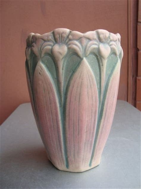 images  vintage vases   usa pottery
