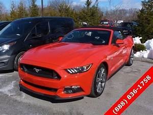 2016 Ford Mustang GT Premium GT Premium 2dr Convertible for Sale in Norwood, Massachusetts ...