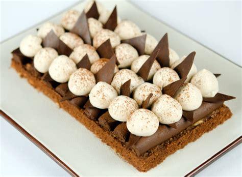 dessert de noel au chocolat