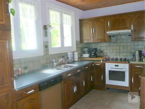 meuble cuisine rustique relooker des meubles de cuisine nos conseils peinture