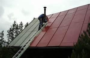 Plech na rovnou střechu