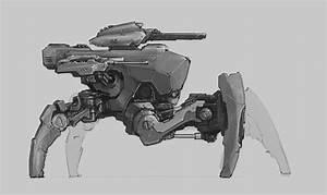 main battle robot by ProgV on DeviantArt