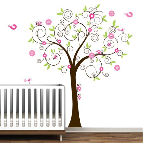 nursery wall stickers best baby decoration decals popular