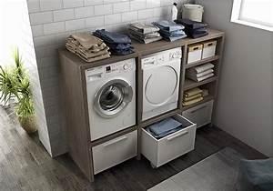 Seche Linge Petite Taille : 99 meuble seche linge meuble pour seche linge luxe lave ~ Mglfilm.com Idées de Décoration