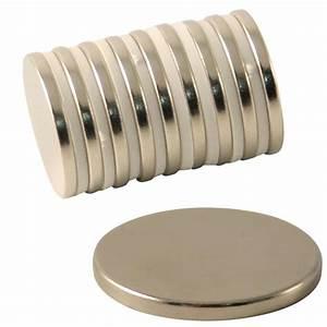 Ou Acheter Des Aimants : aimant n odyme diam tre 20 mm 10 pcs aimant n odyme creavea ~ Melissatoandfro.com Idées de Décoration