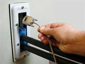 Boite Pour Cable Electrique : passages de cables pour armoires coffrets et boites de ~ Premium-room.com Idées de Décoration