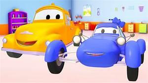 Das Kleine Blaue : tom der abschleppwagen und das kleine blaue rennauto in ~ Lizthompson.info Haus und Dekorationen