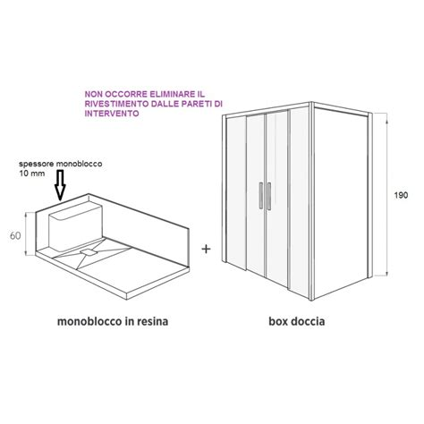 altezza box doccia box doccia da vasca a doccia vendita italiaboxdoccia